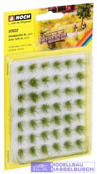 Grasbüschel Mini-Set XL, grün