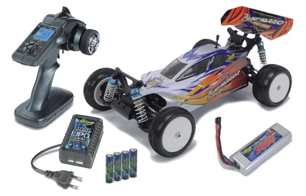 Carson Elektro Buggy X-10ET Dirt Warrior Brushless RTR