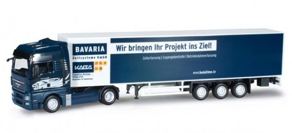 """MAN TGX XXL Koffer-Sattelzug """"Bavaria"""""""