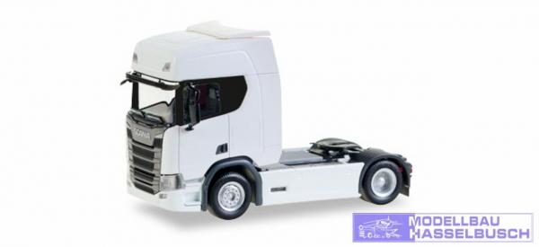 Scania CR20 SoloZgm weiß