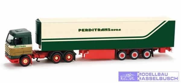 """Scania SL Kühlkoffer-Sattelzug """"Perditrans"""" (B)"""