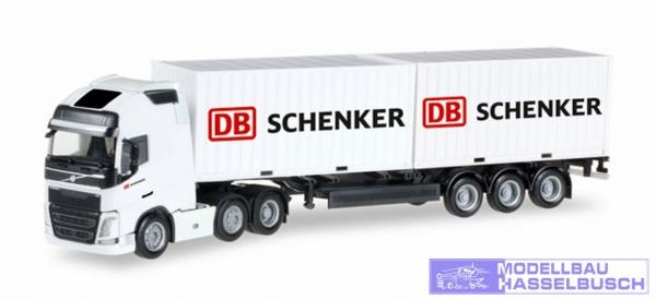 Volvo FH Gl. XL 6x2 Container-Sattelzug DB Schenker