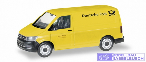 VW T6 Kasten Deutsche Post