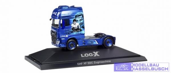 DAF XF SSC ZGM, Log-X