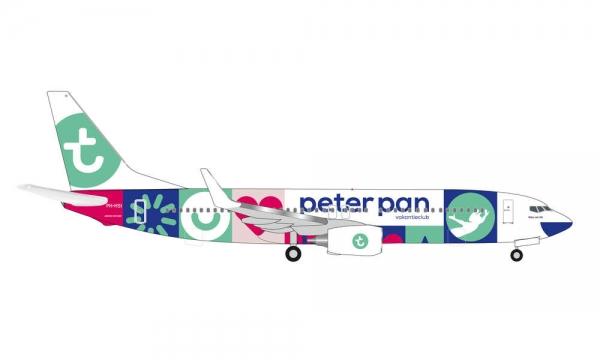 B737-800 Transavia Peter Pan