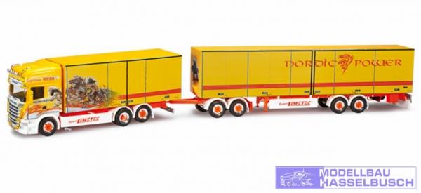 "Scania R TL Koffer-oCombi ""Jimmie Karlsson / Nordic Power"" (SE)"