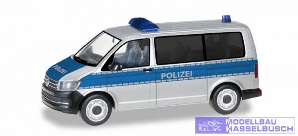 VW T6 Bus Polizei Niedersachs.