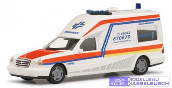 Mercedes-Benz W210 Binz KTW Medicall
