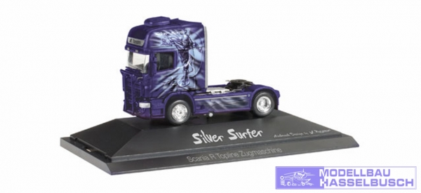 "Scania R'09 Zgm.""Silver Surfer"" in PC-Box"