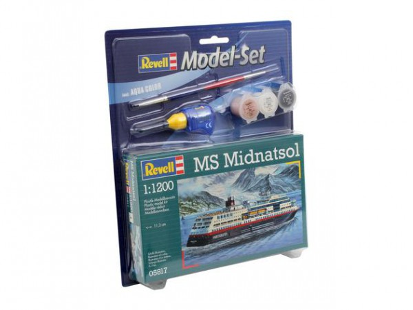 Revell Model Set MS Midnatsol