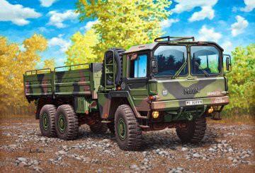 Revell LKW 7t. mil gl (6x6 Truck)