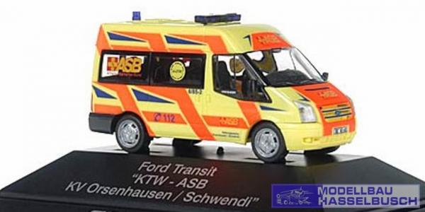 Ford Transit 06 ASB Schwendi Orsenhausen