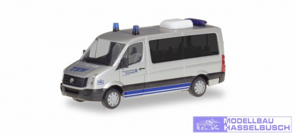 VW Crafter THW ESS