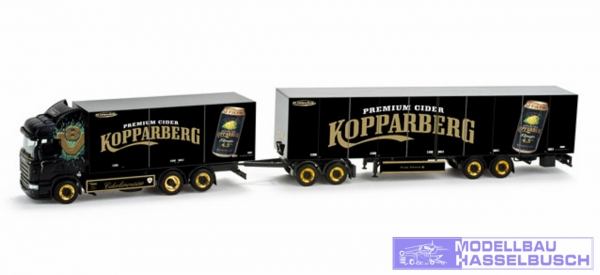 """Scania R HL Koffer-oCombi """"Kopparberg"""" (S)"""