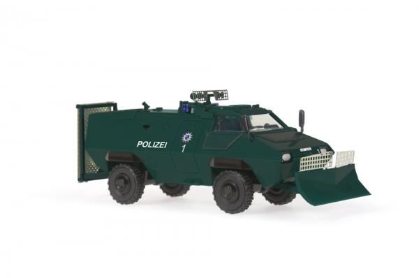 Thyssen TM 170 Bereitschaftspolizei Bremen 1