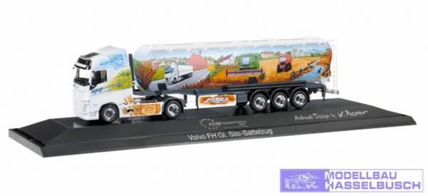 "Volvo FH Gl. Silo-Sattelzug ""ASM Transporte"", PC"