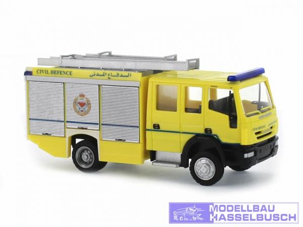 Iveco Magirus HLF 20/16 Civil Defence Bahrein (BRN)