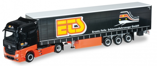 MB Actros 11 BigSpace GPSZ, ETS (Ersatzteile Schienenfahrzeuge GmbH)