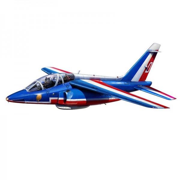 "Revell Model Set Alpha Jet ""Patrouille de France"" - Maßstab: 1:144"