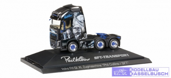 "Volvo FH GL XL Zugmaschine ""Phil Collins / SFT"""