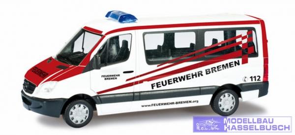 """Mercedes-Benz Sprinter Bus Mannschaftstransportfahrzeug """"Feuerwehr Bremen"""""""