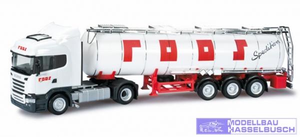"Scania R Highline Tank-Sattelzug ""Roos"""