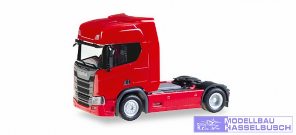 Scania CR20 Zgm rot