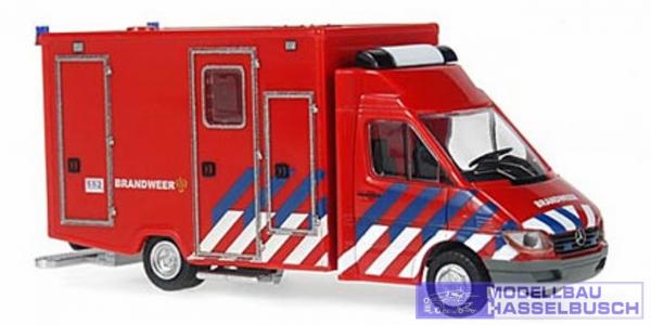 MB Sprinter RTW Rettungsdienst Brandweer