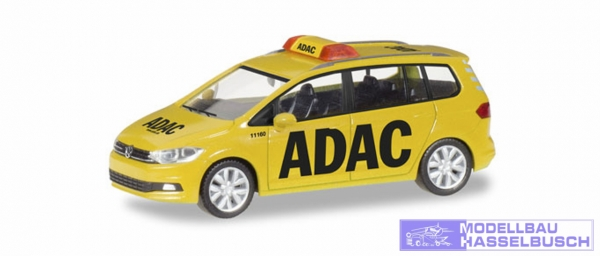 VW Touran ADAC Pannendienst