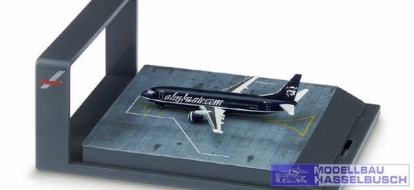 B737-400 Alaska Airlines excl