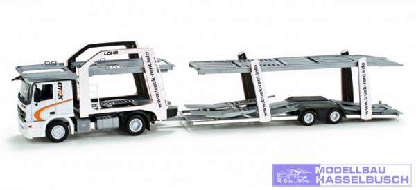 Mercedes-Benz Actros L 08 olohr Autotransporter Staubtrucks