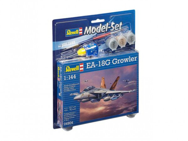 Revell Model Set Model Set EA-18G Growler in 1:144