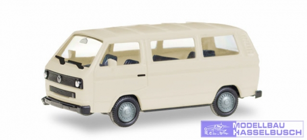 MiKi VW T3 Bus, elfenbein