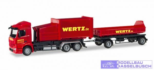 MAN Antos M Hzg Wertz Aachen