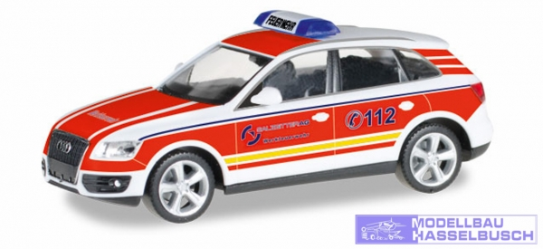 """Audi Q5 ELW """"Werkfeuerwehr Salzgitter"""""""