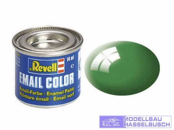 smaragdgrün, glänzend