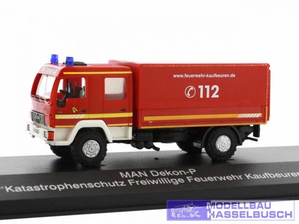 MAN Dekon-P Katastrophenschutz FW Kaufbeuren