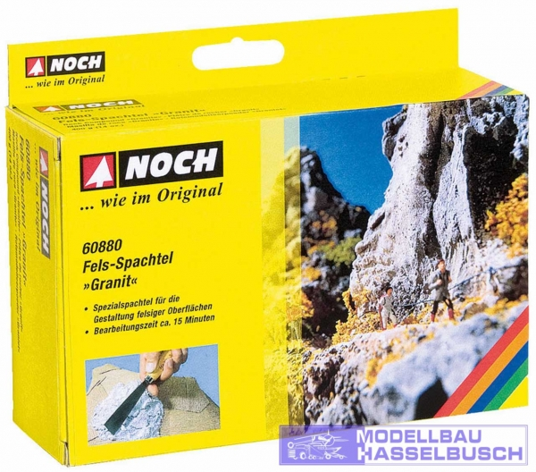 """Fels-Spachtel """"Granit"""""""