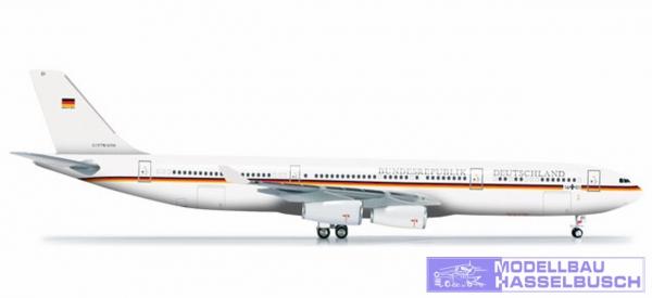Luftwaffe (Flugbereitschaft) Airbus A340-300