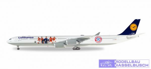 A340-600 Lufthansa FCB 2016