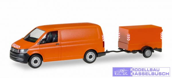 VW T6 Kasten m. Anhänger