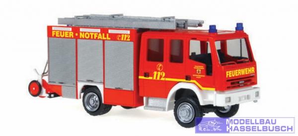 Iveco Magirus EuroFire HLF 16/12 Feuerwehr Delmenhorst