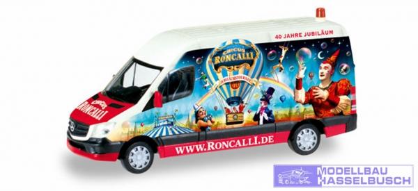 MB Sprinter Circus Roncalli
