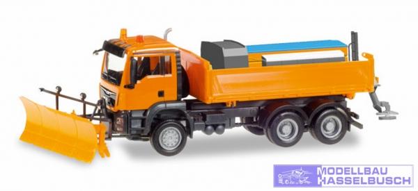 MAN TGS M 6x6 Winterdienstfahrzeug kommunal