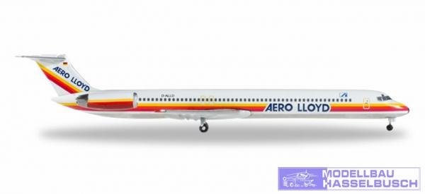 MD-83 Aero Lloyd
