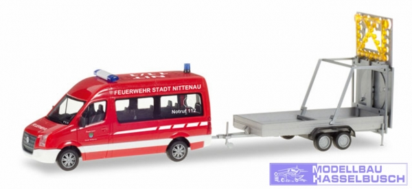 VW Crafter Bus HD m. VSA FW