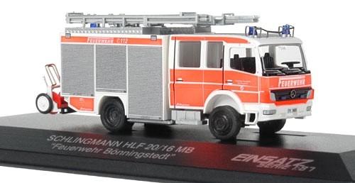 MB Schlingmann Feuerwehr Bönningstedt
