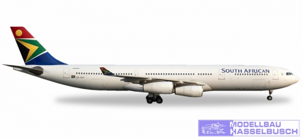 A340-300 South African Airways