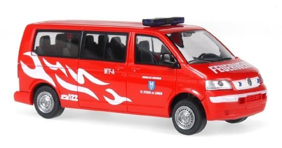 VW T5 Bus LR FD Feuerwehr St Stefan ob Leoben (AT)