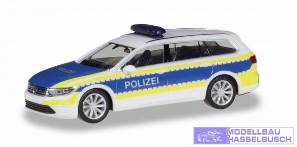 """VW Passat Variant GTE Hybrid Funkstreifenwagen """"Polizei Niedersachsen / Hannover"""""""
